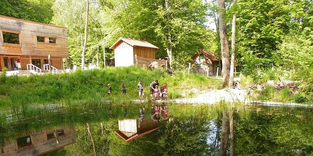 Walderlebniszentrum Gramschatzer Wald
